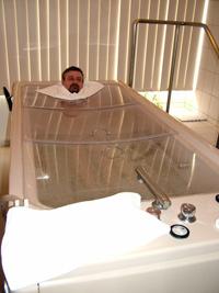 Szénsav fürdő