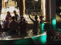 Éjszakai fürdőzés minden szerdán és pénteken a Sóstói Parkfürdőben!